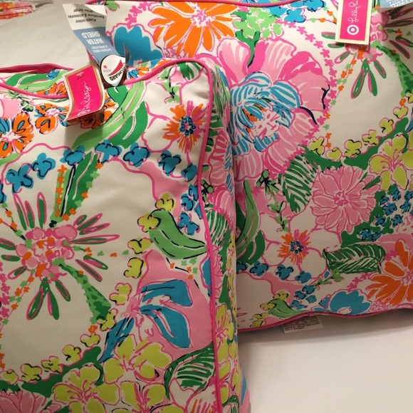 Lilly Pulitzer for Target Accessories | Nwt Floor Pillows | Poshmark